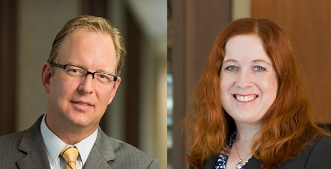Buller to Partner, Rye to Special Counsel at Foulston Siefkin