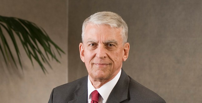 Foulston Siefkin Special Counsel John Peck Wins National Teaching Award from the Rocky Mountain Mineral Law Foundation