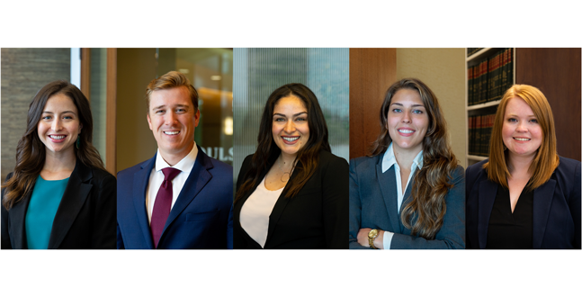Foulston Siefkin LLP Adds Five Attorneys