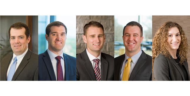 Foulston Siefkin LLP Elects Five New Partners