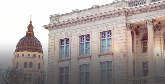 Topeka's Foulston Siefkin LLP Commits to Historic Downtown Office Building